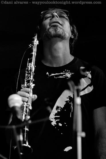 What The Fuck Jam Session with Jurandir Santana, 13/5/2013 at Jamboree Barcelona